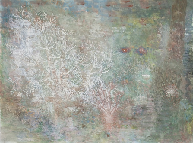 , 'untitled (2.15.15),' 2015, Gallery NAGA