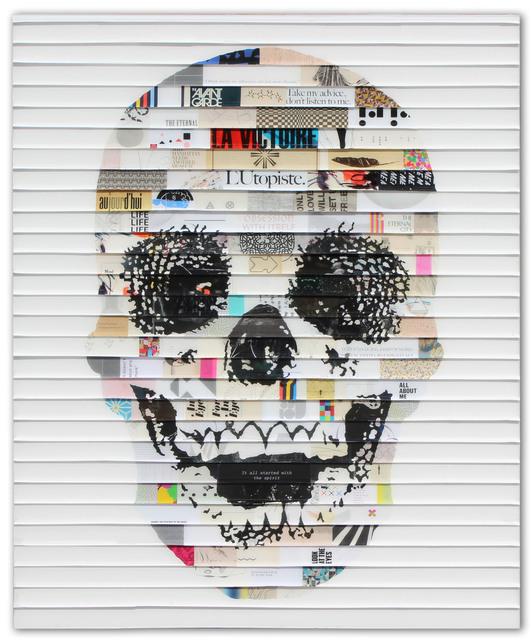 , 'Crânes Sont En 17,' 2018, Madison Gallery