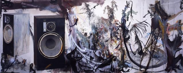 , 'sleep in jungle,' 2009, Aki Gallery
