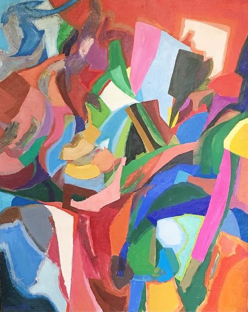 Amaranth Ehrenhalt, 'Zamora', 1961, Lawrence Fine Art