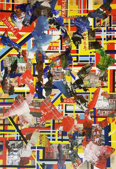 , 'Untitled 4,' 2016, Galeria Movimento