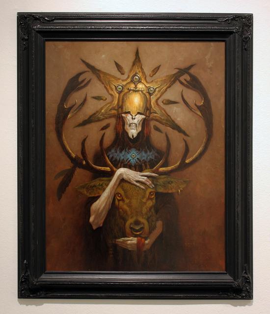 , 'Lord Kashaol,' 2015, Jonathan LeVine Projects