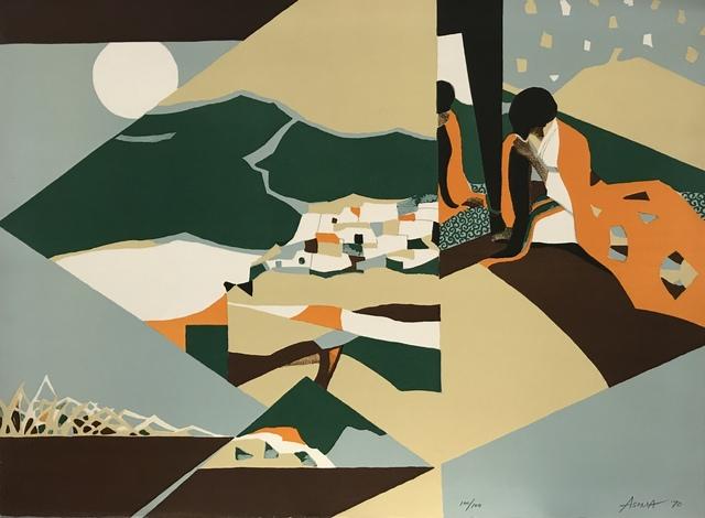 Tadashi Asoma, 'Toward Evening', 1970, Artioli Findlay