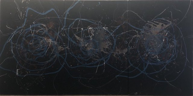 , 'Etherial Triptych ,' 2011, Vernissage