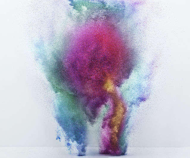 , 'Exploding Powder Movement: Multicolor,' , ArtStar