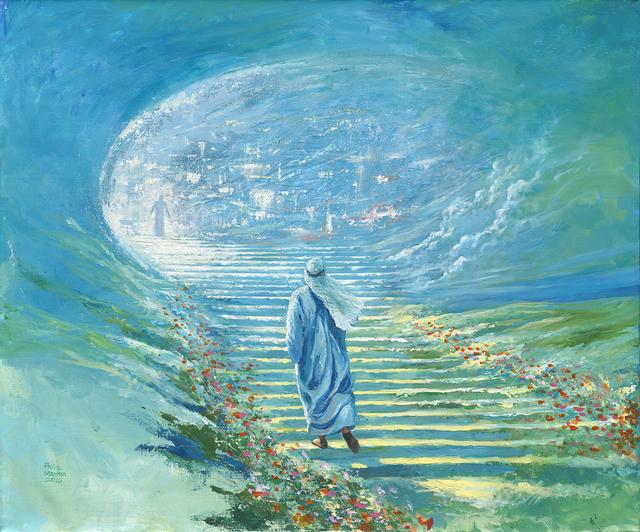 , 'ENOCH ~ WALKING WITH GOD  ,' 2016, Artrue Gallery