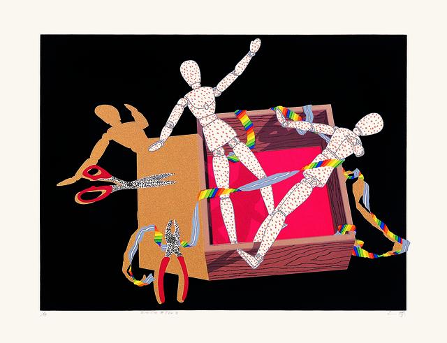 , 'Manikin#86-2,' 1986, Liang Gallery