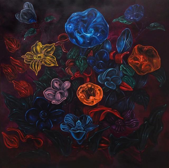 Lu Hao-Yuan, 'Blossom Flower', 2019, Lin & Lin Gallery