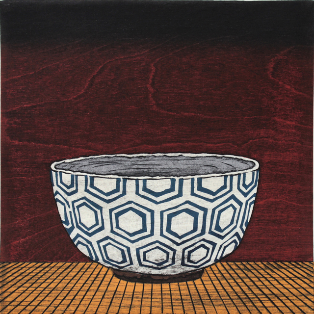 , 'White Hexagon Tea Bowl ,' 2017, Rabley Contemporary