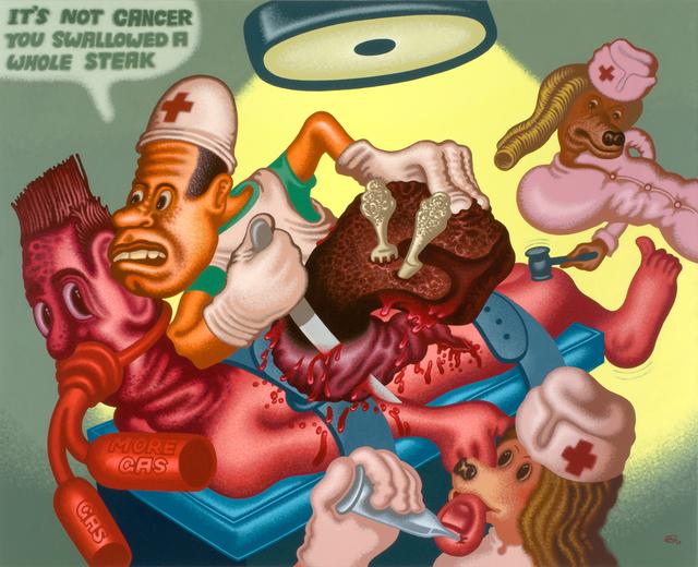 , 'It's Not Cancer,' 2009, Gary Tatintsian Gallery
