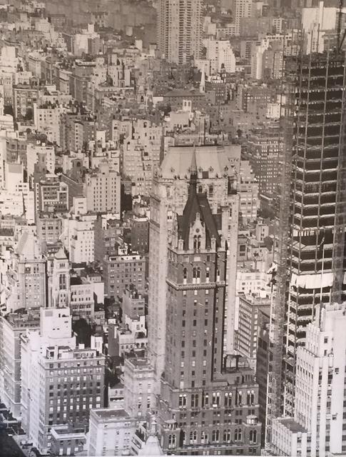 , 'Manhattan Cityscape,' 1958, Osborne Samuel