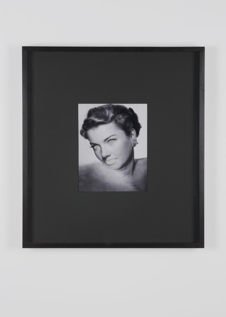, 'Blind Anne Baxter (mirrored eyes),' 2004, Dvir Gallery