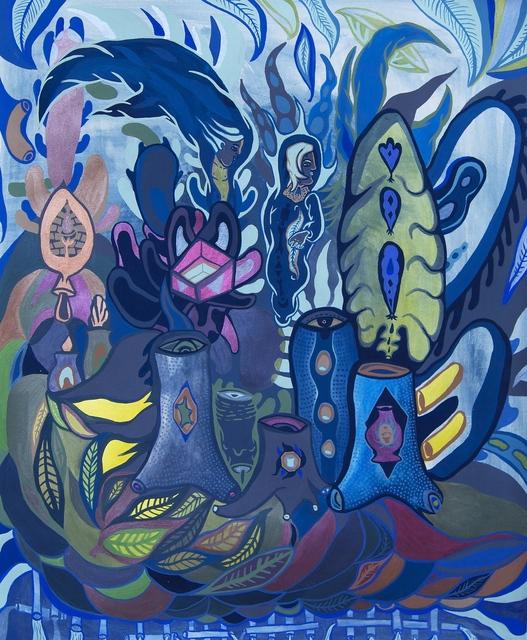 , 'Manic Miner,' 2015, Gallery Elena Shchukina