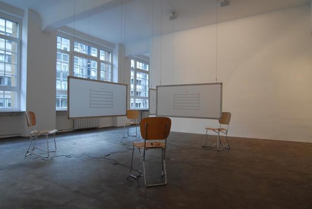, 'Duży Zwój [Large Scroll],' 2010, Galerie Isabella Czarnowska