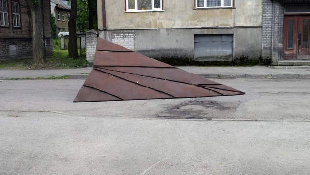 , 'Uprising (The Aircraft) I,' 2015, Temnikova & Kasela