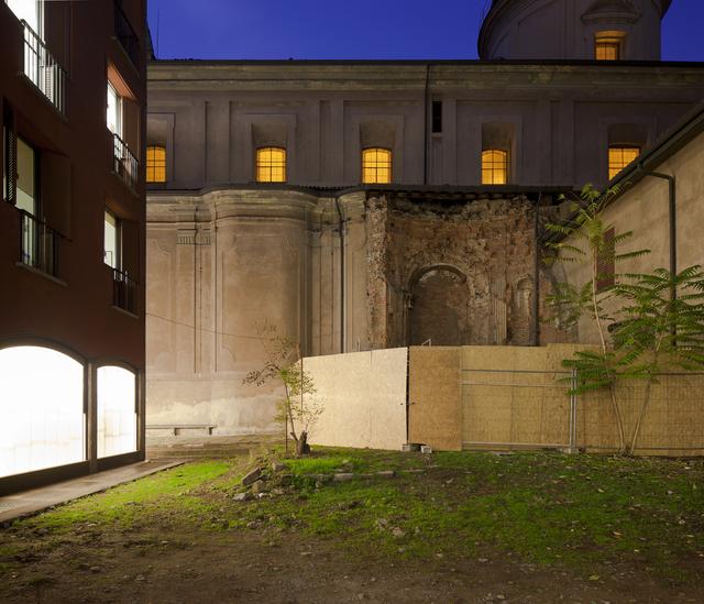 , 'Vicolo Santa Maria alla Porta,' 2015, RBcontemporary