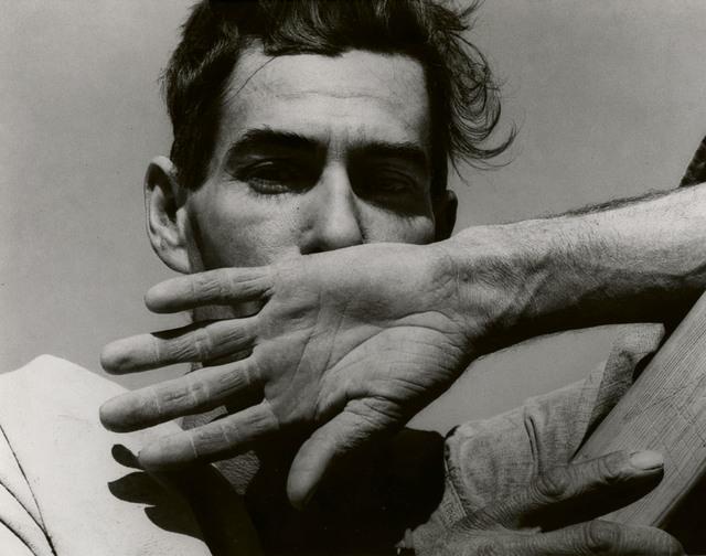 , 'Migratory Cotton Picker, Eloy, AZ,' 1940, Edwynn Houk Gallery
