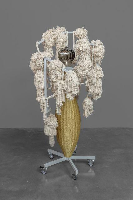 , 'The Intermediate – Arcane Raggedy Trunk,' 2017, kurimanzutto