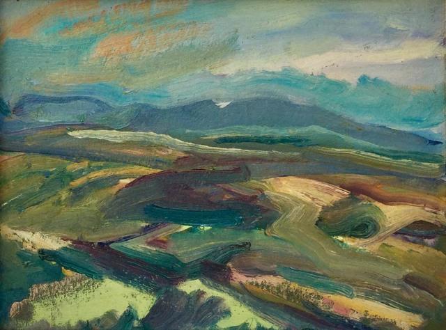 , 'Snowdonia,' ca. 1932, Waterhouse & Dodd