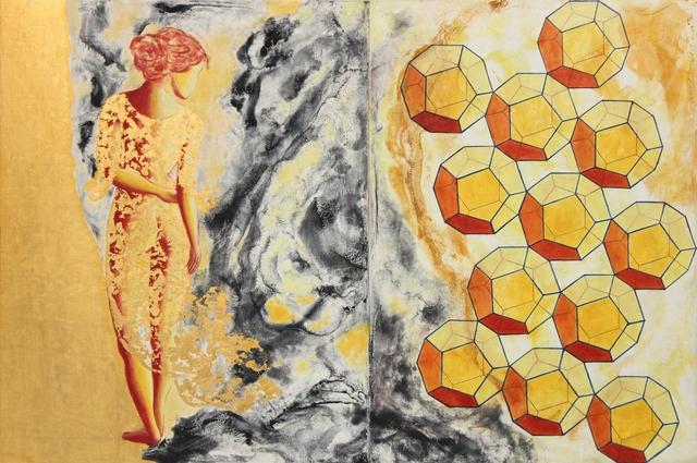 , 'Sanguine II Anima Mundi,' 2013, Walter Wickiser Gallery