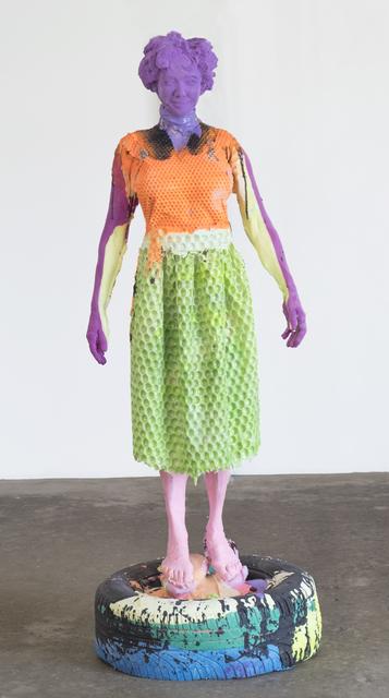 , 'Shirley,' 2017, DENK Gallery