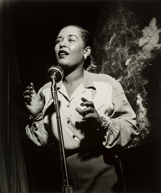 Herman Leonard, 'Billie Holiday, New York City', 1949, Heritage Auctions