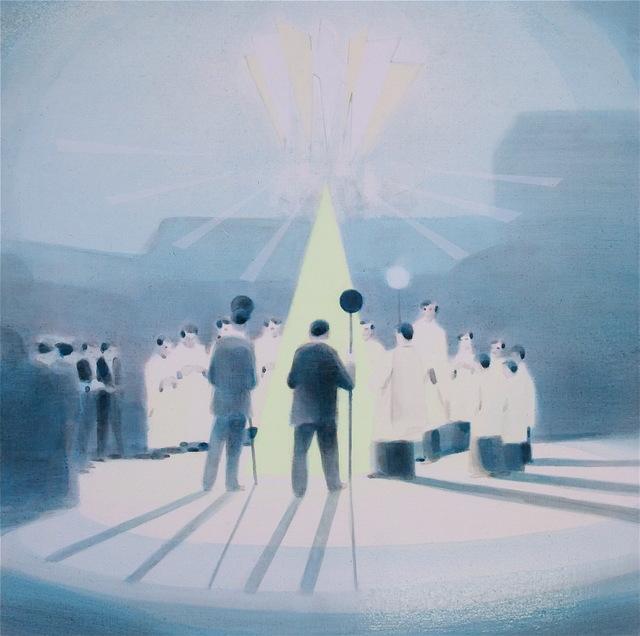 , 'The Messenger,' 2013, bo.lee gallery