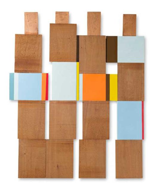 , '2-2-2-2-2-5-2,' 2014, Galería Lucia de la Puente
