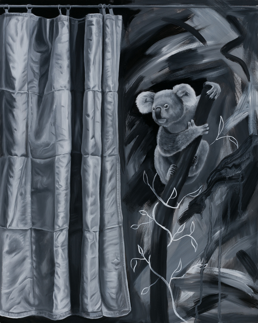 , 'Behind the Curtain,' 2019, k contemporary