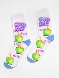 Calcetines Cocos Fríos a 1.50$
