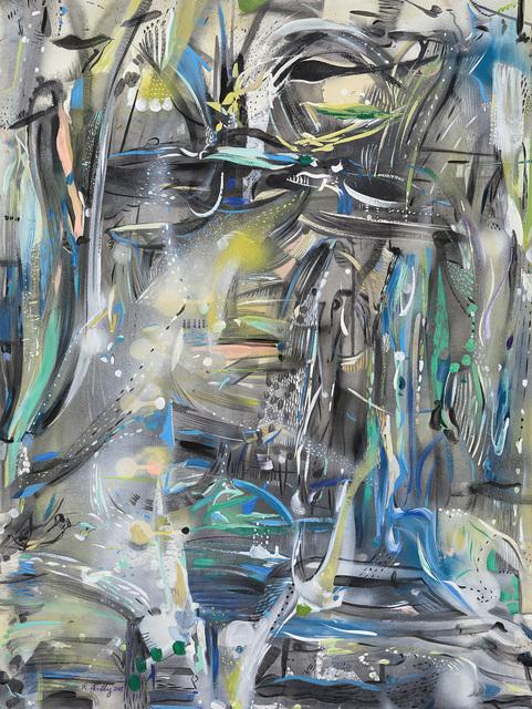 , 'Inner Journey 15,' 2018, Octavia Art Gallery