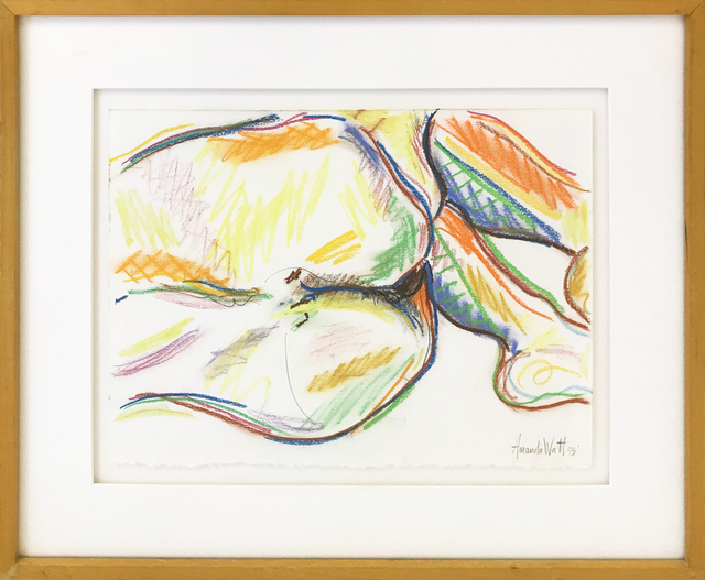 Amanda Watt, 'DRAWING OF SAM III', 1995, Gallery Art