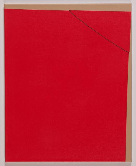 , '#7454,' 2015, Kirk Stoller