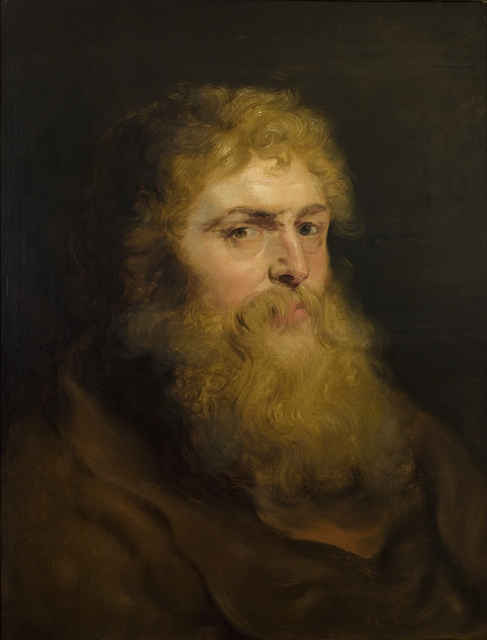 , 'Portrait of a Bearded Man,' , Museo Soumaya
