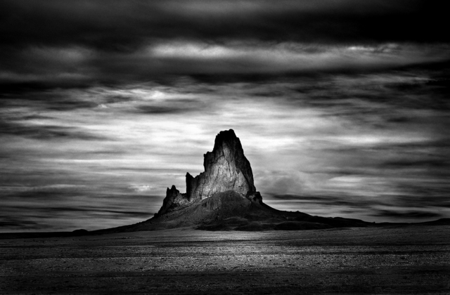 Mitch Dobrowner, 'Agathla Peak', 2006, Los Angeles Center of Photography Benefit Auction