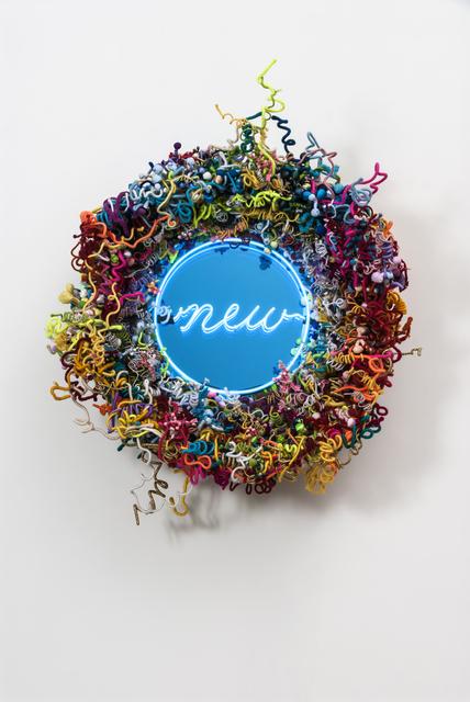 , 'New,' 2014, Sullivan+Strumpf
