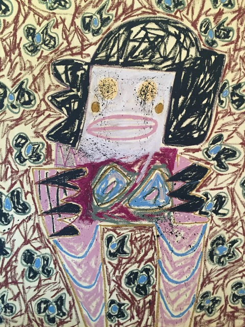 , 'Moroccan Girl,' 2017, Madelyn Jordon Fine Art