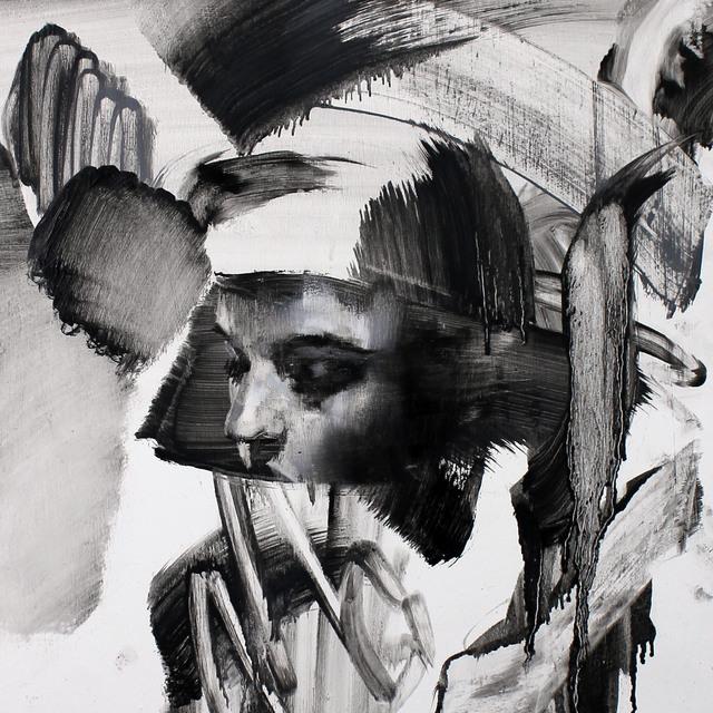 , 'Figurative Study 6,' 2016, Lawrence Alkin Gallery