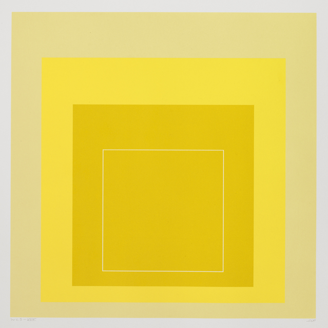 , 'WLS XVII,' 1967, Susan Sheehan Gallery