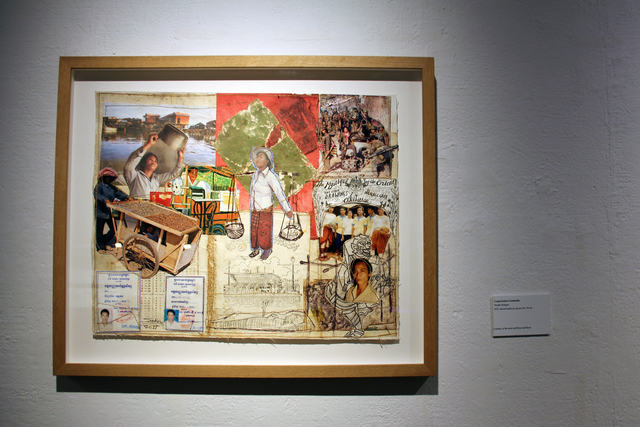 , 'Double Refugee,' 2015, Hong Kong Arts Centre