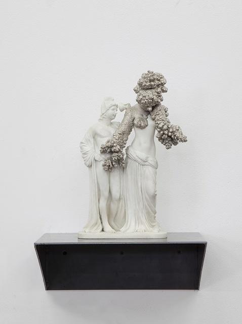 , 'Untitled (Couple),' 2015, Moran Bondaroff