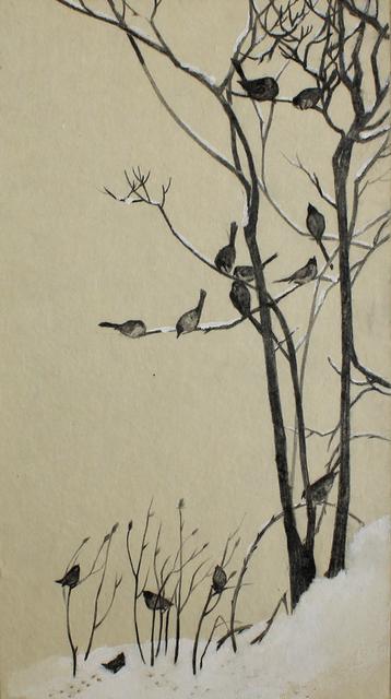 , 'Winter bird 1,' 2019, ART MORA