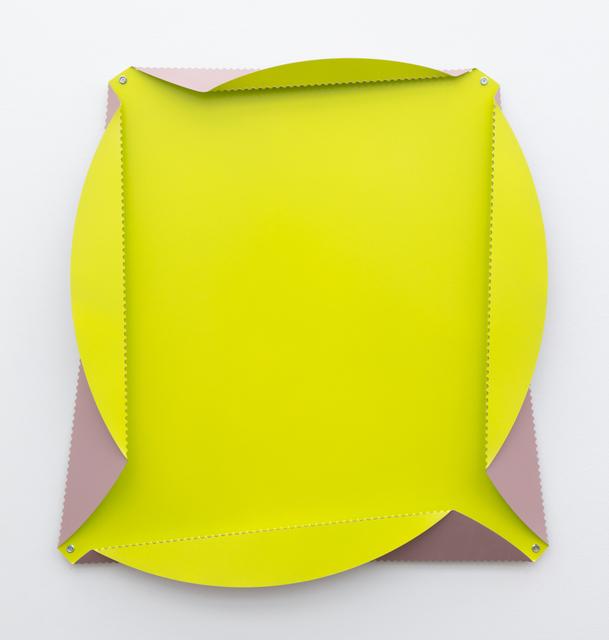 , 'Quadratur des Kreises,' 2013, Galerie Gisela Clement