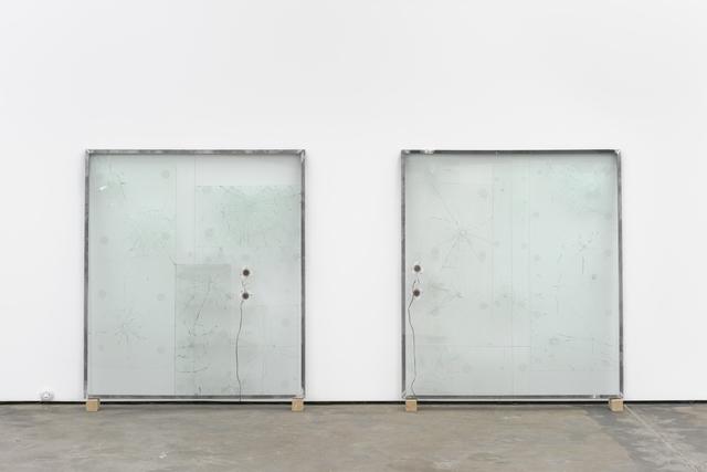 , 'Das große Glas,' 1990, Wentrup