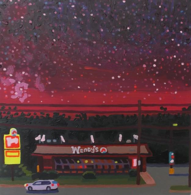, 'Eat great, even late,' 2019, Studio 21 Fine Art