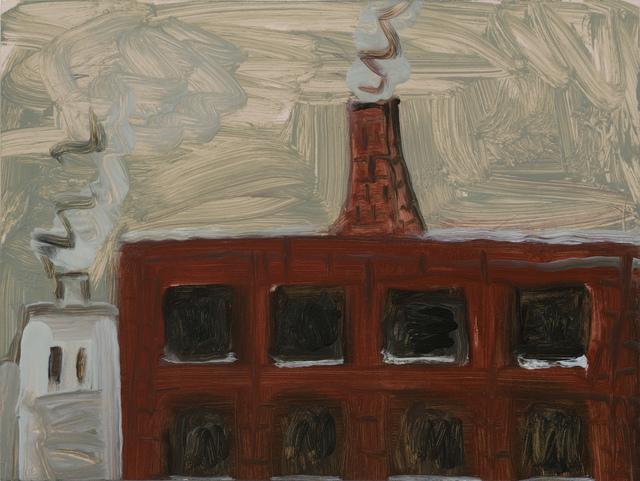 , 'Pioneer Works,' 2015, Tayloe Piggott Gallery