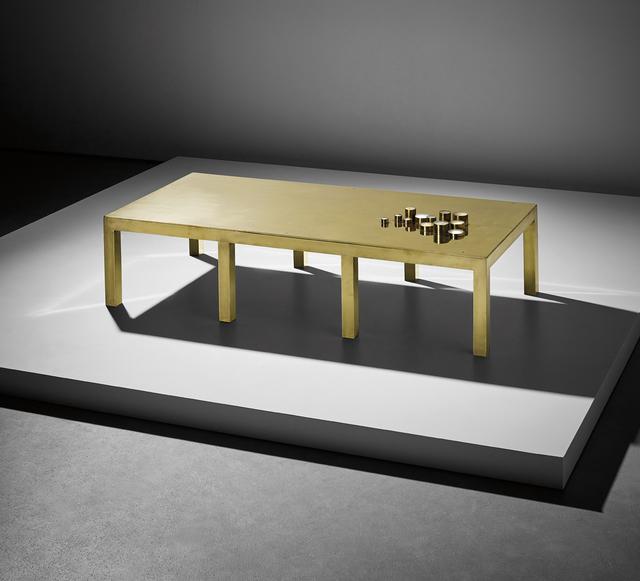 Ado Chale, 'Unique illuminated coffee table', ca. 1970, Phillips