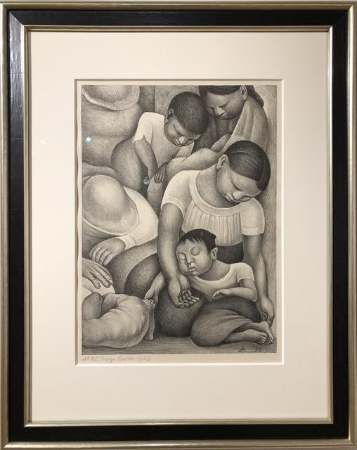 Diego Rivera, 'Sleeping Children', 1932, Maximilian Contemporary