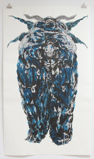 Natasha Bowdoin, 'Sphinx Moth 02', 2016, Talley Dunn Gallery