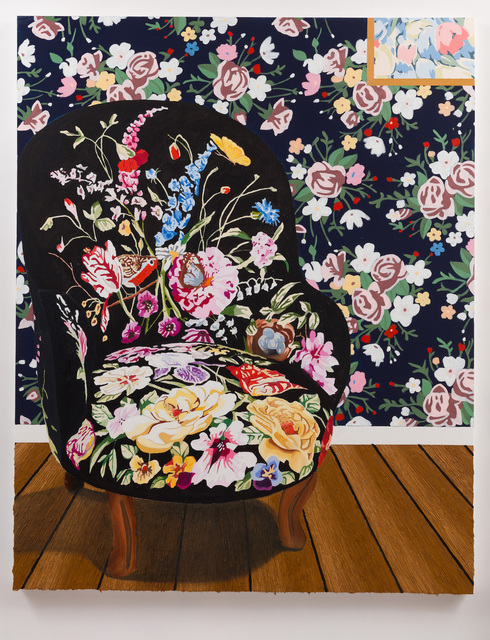 , 'Chair,' 2018, Anat Ebgi
